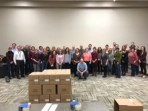 Cargill Packing Event 11/14/17