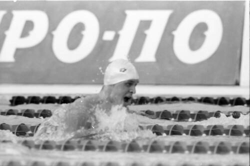 054 Swimming EM 1991 Athens