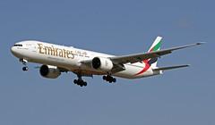 A6-EPI LMML 06-11-2017 (Burmarrad (Mark) Camenzuli) Tags: airline emirates aircraft boeing 77731her registration a6epi cn 42328 lmml 06112017