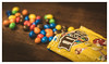 Guilty Pleasure. (Ian Emerson) Tags: chocolate coated mms colourful mars confectionery sweets 50mm canon pleasure spilt bokeh