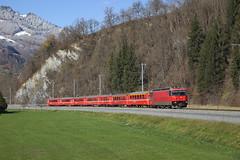 IMG_6992 by Stéphane FAIVRE - RE 1037 Landquart - Davos Platz remorqué par la Ge 4/4 III 651