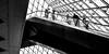 The Louvre (thedailyjaw) Tags: x100f x100series fujifilm fuji classicchrome paris france versailles bacchus statues garden gardens green trails maze garedunord parisian louvre sites historic artistic lines leading light blackwhite bw blackandwhite