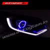 AGFE915SQL,Ford Ecosport AUDI Style AES Square Projector Headlights 55W (autoglamin) Tags: fordecosport ecosportheadlamp ecosportheadlights fordecosportheadlamp projectorheadlamp modifiedheadlights caraccessories carheadlights aftermarketheadlamps autoglam