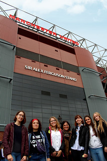 Excursion to Manchester United 5