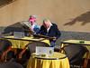 (Irith Gubi) Tags: people reading switzerland ascona lungolago