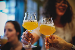 beer tasting with Super Bock and Zomato Portugal @ Panca - Cevicheria & Pisco Bar, Porto (Gail at Large | Image Legacy) Tags: 2017 panca pancacevicheriapiscobar porto portugal superbock zomatopt gailatlargecom