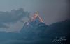 MACHAPUCHARE (TONY-BUENO - Barcelona) Tags: canon eos nepal montañas mountain monte machapuchare himalaya sunrise 5d 5dmk2 mkii 5dmkii 24105 ef24105mmf4lisusm