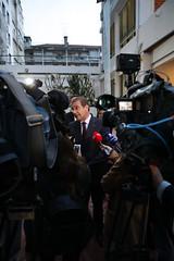 Pedro Passos Coelho em visita à sede da APAV