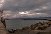 Port nuageux