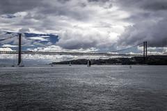 Ponte de 25 Abril (SophieMaton80) Tags: portugal lissabonlovers lissabon clouds cloudscape travel travellove travellovers traveldiaries traveladdict travelcouple citytrip europetrip seetheworld exploretheworld