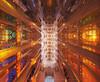 MAGIA DE LUZ Y COLOR, EN LA SAGRADA FAMILIA (sgsierra) Tags: sagrada familia barcelona iglesia church panoramica color vidriera frio calor pilares nikon d810 1424