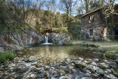 Molin del Mouro (Urugallu) Tags: cascadas rio molino edificio bosque arboles autoctonos villayón arbón navia luz cielo asturias urugallu joserodriguez canon 70d flickr