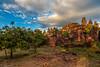 IMG_7342 (Evgeny Gorodetskiy) Tags: asia siemreap phnombakheng ruins sunset cambodia angkor temple travel krongsiemreap siemreapprovince kh