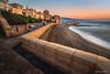 Paseo mañanero (juanma pelegrin) Tags: canon7dii tokina1116f28 raquetasdemar almería amanecer castillodesantaana filtros haida polarizador lee