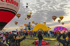 Albuquerque International Balloon Fiesta 2017 - 9 (rschnaible) Tags: albuquerque balloon fiesta festival new mexico us usa hot air flight fly aircraft sport west western southwest vehicle transportation color colorful