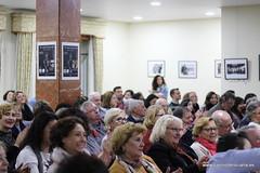 """Presentación del libro """"El Cenit Invertido"""""""