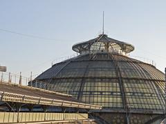 Kuppel / Cupola (schreibtnix on 'n off) Tags: reisen travelling italien italy mailand milan galleriavittorioemanueleii dach roof kuppel cupola himmel sky strukturen structures olympuse5 schreibtnix