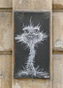 Emu chalk drawing - Paris street art (Monceau) Tags: emu chalk drawing streetart paris