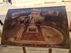 5 - Angyali üdvözlet temploma - térkép / Bazilika Zvestovania - mapa