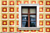 Give and You Shall Not Be Alone  / Postards From Budapest (Aleksandar M. Knezevic Photography) Tags: ngc budapest hungary old fasade heart curtains love emotins vintage