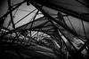Grand Helix (Desmond Kai) Tags: helix bridge marina bay sands monochrome