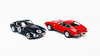 250 vs 365 (m.grabovski) Tags: ferrari 250 gt berlinetta swb hot wheels elite 365 gtb4 daytona kyosho 143 scale model diecast mgrabovski