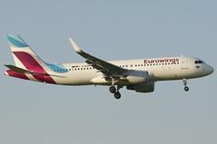 Eurowings Airbus A320-214 (sharklets); D-AEWS@ZRH;25.05.2017 (Aero Icarus) Tags: zrh lszh zürichkloten zürichflughafen zurichairport avion plane flugzeug aircraft eurowings airbusa320214sharklets daews airbusa320
