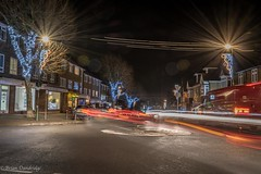 Hassocks Lit-up-7 (dandridgebrian) Tags: christmaslights hassocks nocturnalphotography