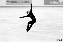 Denis Ten (asveri) Tags: figureskating isufigureskating skating practice gpfrance grandprix ifp2017 internationauxdefrance denisten d10