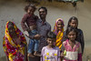 India Banka-Dumka - Sushila (2nd from right, back row) and family (Foods Resource Bank) Tags: foodsresourcebank frb lwr lutheran world relief pradan india women smallholder farmers agriculture training children nutrition income selfhelp groups savings