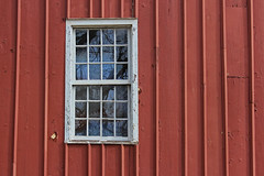 Historic Speedwell Factory - Morristown, New Jersey (russ david) Tags: historic speedwell factory architecture telegraph window red sky new jersey nj february 2017 building morristown newjersey