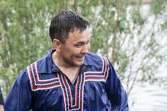 Oblas-16 (Polina K Petrenko) Tags: river boat khanty localpeople nation nationalsport nature siberia surgut tradition traditionalsport