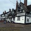 DV8 (Wildlife Terry) Tags: cobbles sandbach northwestengland blackandwhite pubs hotels cheshire