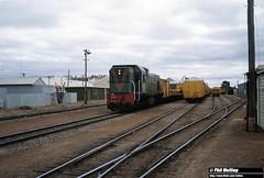 2905 AB1532 Katanning 2 April 1982 (RailWA) Tags: railwa philmelling westrail 1982 ab1532 katanning