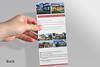 back (monnamozammel) Tags: 4x9 brochure business clean corporate design editable elegant flyer indesign layered minimalistic modern multipurpose print rackcard template