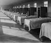 Proir to refurbishment (theirhistory) Tags: dormitory bed dorm blankets wardrobe dolls children school home toy