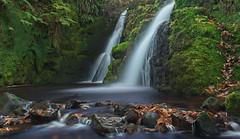 Dartmoor Waterfall (simondayuk) Tags: waterfall falls countryside dartmoor devon uk stream autumn d5300 kitlens