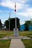 Granum Cenotaph (pokoroto) Tags: granum cenotaph war memorial アルバータ州 alberta canada カナダ 7月 七月 文月 shichigatsu fumizuki bookmonth 2017 平成29年 summer july