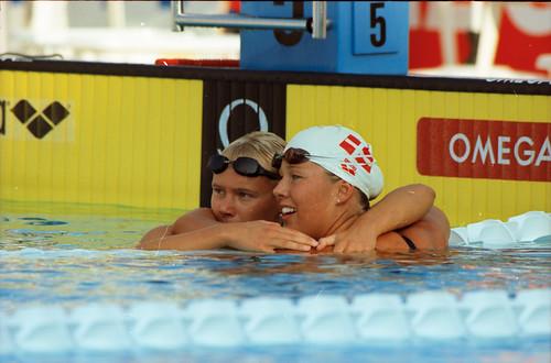513 Swimming EM 1991 Athens