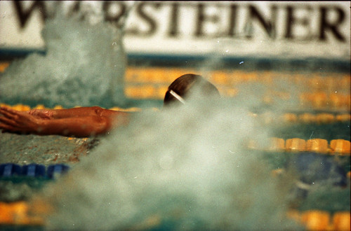 158 Swimming EM 1993 Sheffield