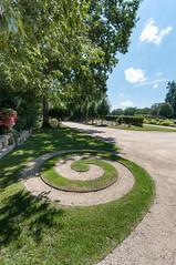 ARNAGA JARDIN-007 (MMARCZYK) Tags: villa arnaga france pays basque jardin ogrod 64 pyrénéesatlantiques nouvelleaquitaine cambolesbains à la française