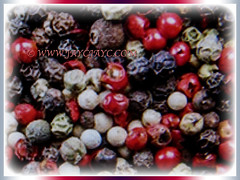 Colourful fruits of Piper nigrum (jayjayc) Tags: flickr17 jaycjayc malaysia kualalumpur pipernigrum ladahitam whitemadagascarpepper commonpepper blackpepper peppervineplant black red vines