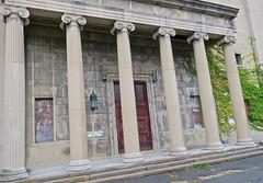 Masonic Temple, Binghamton, NY (Robby Virus) Tags: binghamton newyork ny upstate masonic temple abandoned building architecture traternal organization masons freemasons lodge