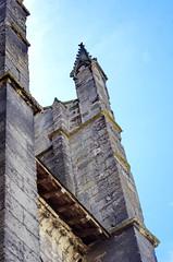 1237 Val de Loire en Août 2017 - Tours, église Saint-Julien (paspog) Tags: tours loire valdeloire août august 2017 église church kirche églisesaintjulien saintjulien