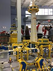IMG_0985 (Daz Hoo) Tags: brickomanie2017 brossard legoconvention lego space classicspace layout display collaborative