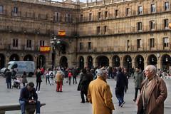 Plaza Mayor | Salamanca (Paul_Houses) Tags: salamanca castillayleon plaza mayor plazamayor plazamayorsalamanca españa spain rincones rinconesdelmundo rinconesconencanto canon canon1300d photo pic