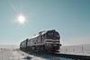 Today ... (N.Batkhurel) Tags: m62umm season winter sky sun snow railway railfan 1520 trains trainspotting locomotive passengertrain ngc nikon nikond5200 ubtz mongolia monrailpic