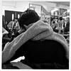 Incognito (bob august) Tags: 2017 2017©rpd'aoust alienskinapp altphotoapp aperture3 apple automne bw blackwhite canada formatcarré iphone iphone4 montréal noiretblanc octobre réalisatrice romancière rosemont scénariste squareformat