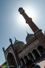 Indien - Delhi - Jama Masjid (Freitagsmoschee) (mara.dd) Tags: asien delhi freitagsmoschee indien jamamasjid uttarpradesh