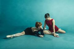BAILARINAS (jmsoler) Tags: ballet portrait danza nikkor2470mmf28 zaragoza mujer bailarinas girl jmsoler bowensgemini500r ballerinas woman retrato estudio gente 2017 bowens españa nikond800